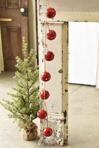 Jubilant Jingle Bell Garland | 59.5"