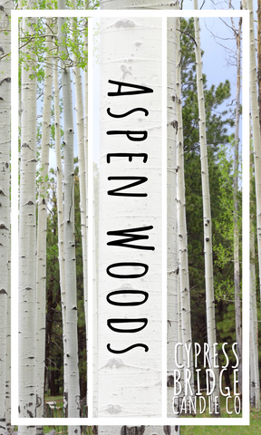 Aspen Woods Fragrance Oil