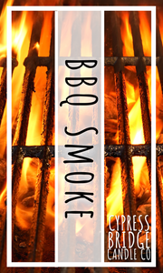 BBQ Smoke Fragrance Oil