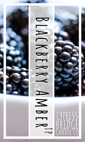 Blackberry Amber TP Fragrance Oil