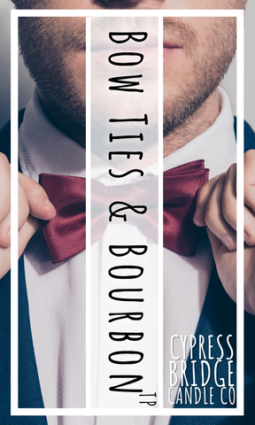 Bow Ties & Bourbon TP Fragrance Oil