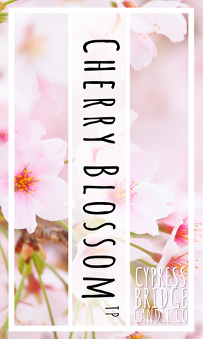 Cherry Blossom TP Fragrance Oil