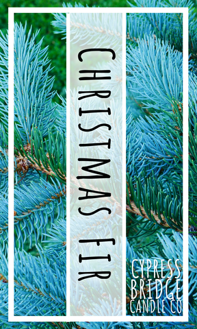 Christmas Fir Fragrance Oil