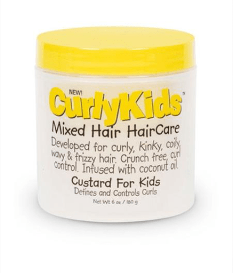 CURLY KIDS CUSTARD FOR KIDS - merry poppins beauty