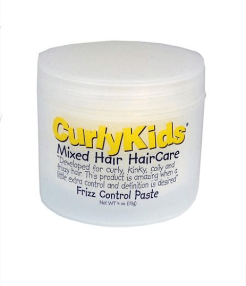 CURLY KIDS FRIZZ CONTROL PASTE - merry poppins beauty