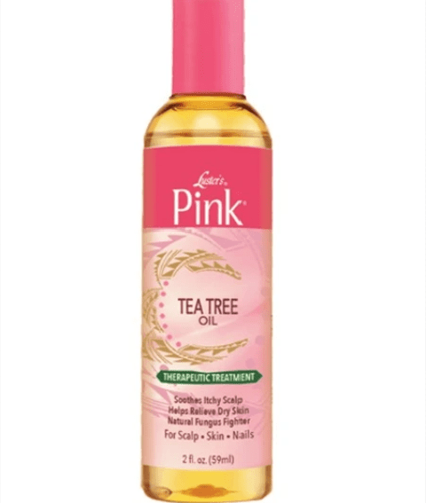 PINK TEA TREE OIL - merry poppins beauty