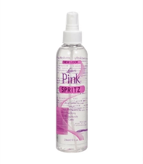PINK STYLING SPRITZ - merry poppins beauty