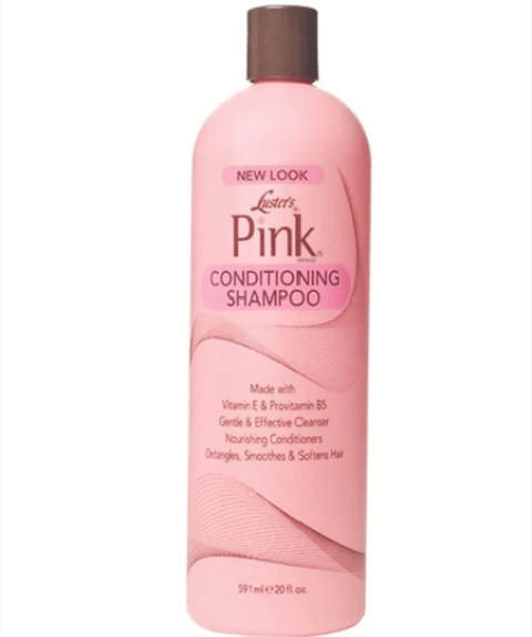 PINK CONDITIONING SHAMPOO  - merry poppins beauty