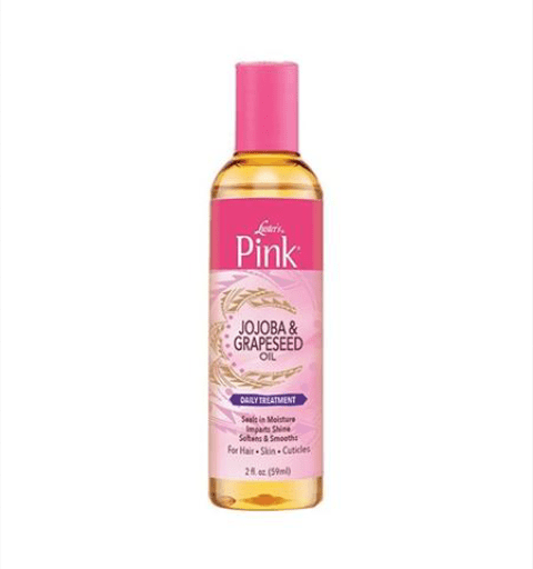 PINK JOJOBA AND GRAPESEED OIL  - merry poppins beauty