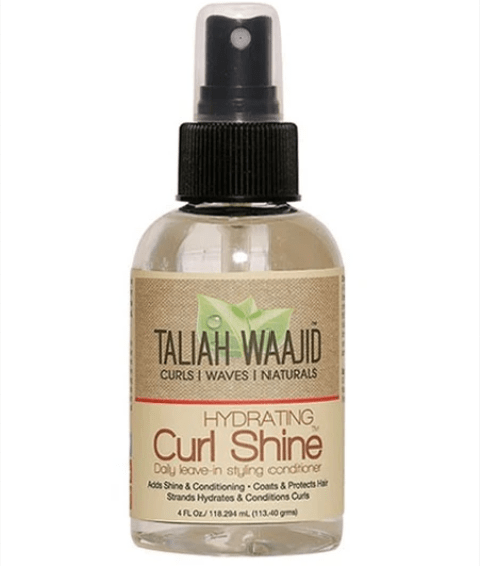 TALIAH WAAJID HYDRATING CURL SHINA DAILY LEAVE IN STYLING SPRAY  - merry poppins beauty