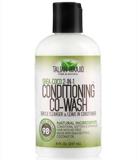 TALIAH WAAJID SHEA COCO 2 IN 1 CONDITIONING CO WASH  - merry poppins beauty