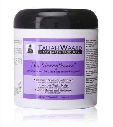 TALIAH WAAJID BLACK EARTH ENHANCING THE STRENGTHENER  - merry poppins beauty
