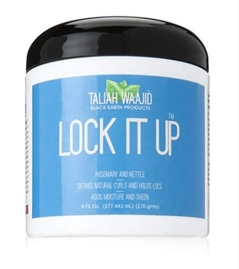 TALIAH WAAJID BLACK EARTH PRODUCTS LOCK IT UP  - merry poppins beauty