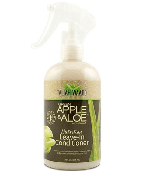 TALIAH WAAJID GREEN APPLE AND ALOE LEAVE IN CONDITIONER   - merry poppins beauty