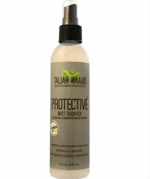 TALIAH WAAJID BLACK EARTH PROTECTIVE MIST BODIFIER LEAVE IN CONDITIONING SPRAY - merry poppins beauty