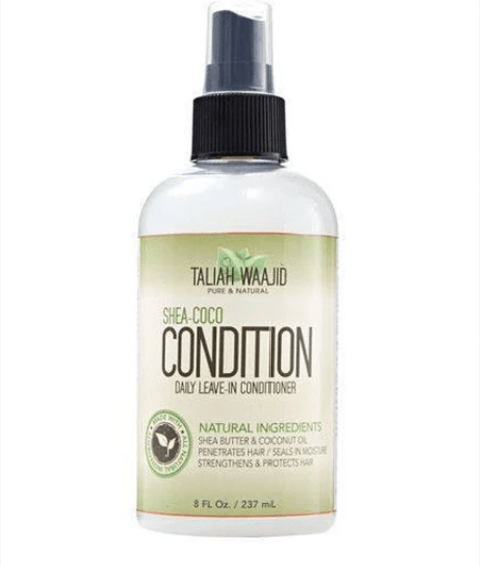 TALIAH WAAJID SHEA COCO DAILY LEAVE IN CONDITIONER  - merry poppins beauty