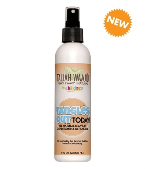 TALIAH WAAJID  TANGLES OUT TODAY LEAVE IN CONDITIONER AND DETANGLER  - merry poppins beauty