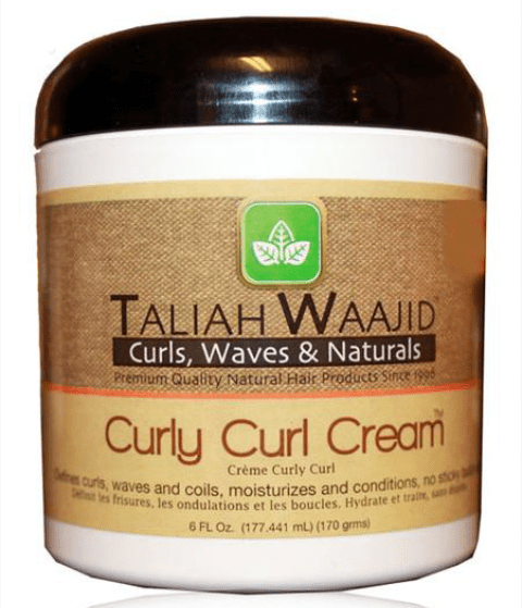 TALIAH WAAJID BLACK EARTH CURLY CURL CREAM - merry poppins beauty