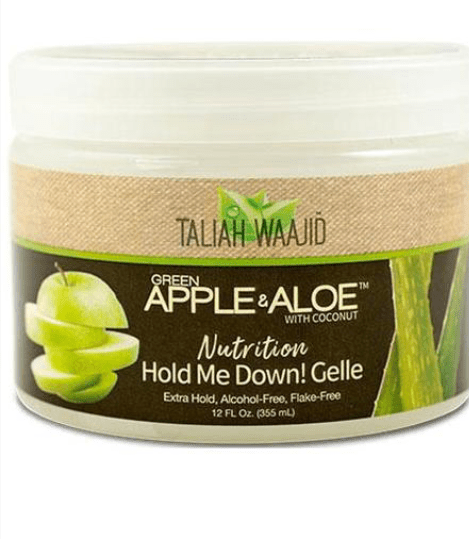 TALIAH WAAJID GREEN APPLE AND ALOE HOLD ME DOWN GELLE  - merry poppins beauty