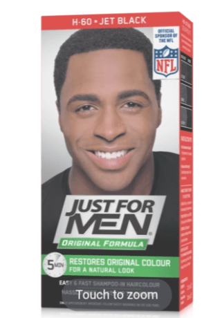 JUST FOR MEN - ORIGINAL FORMULA HAIR COLOUR - merry poppins beauty