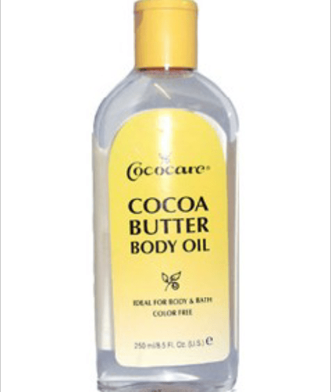 COCOCARE COCOA BUTTER BODY OIL - merry poppins beauty