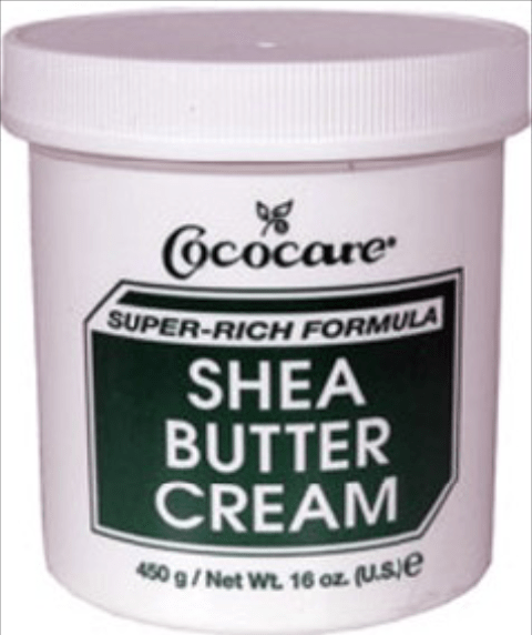 COCOCARE SHEA BUTTER CREAM SUPER RICH FORMULA - merry poppins beauty