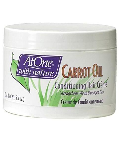 ATONE CARROT OIL CONDITIONING CREME 5.5OZ - merry poppins beauty