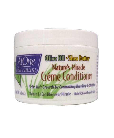 ATONE NATURES MIRACLE CREME CONDITIONER 5.5OZ - merry poppins beauty