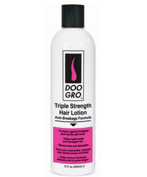 DOO GRO TRIPLE STRENGTH HAIR LOTION 12OZ - merry poppins beauty