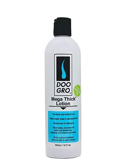 DOO GRO MEGA THICK LOTION INFUSED WITH AVOCADO OIL 12OZ - merry poppins beauty