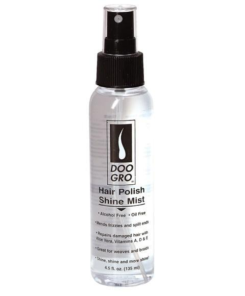 DOO GRO HAIR POLISH SHINE MIST 4.5OZ - merry poppins beauty
