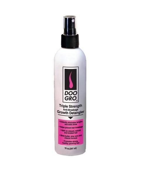 DOO GRO TRIPLE STRENGTH GROWTH DETANGLER 10OZ - merry poppins beauty
