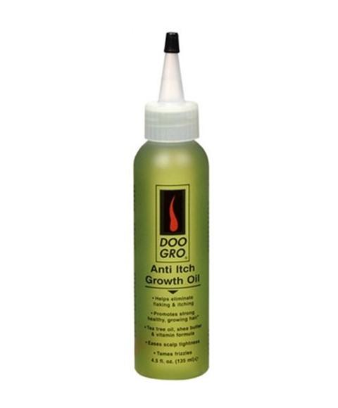 DOO GRO ANTI ITCH GROWTH OIL 4.5OZ - merry poppins beauty