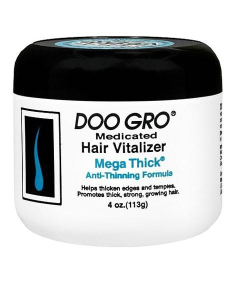 DOO GRO HAIR VITALIZER MEGA THICK 4OZ - merry poppins beauty