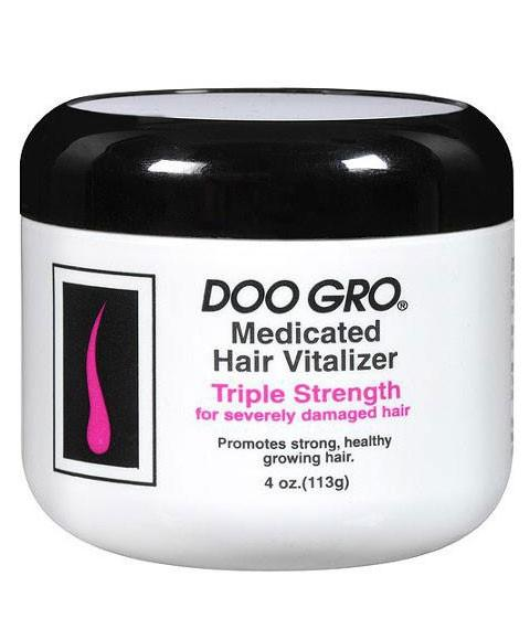 DOO GRO HAIR VITALIZER TRIPLE STRENGTH 4OZ - merry poppins beauty