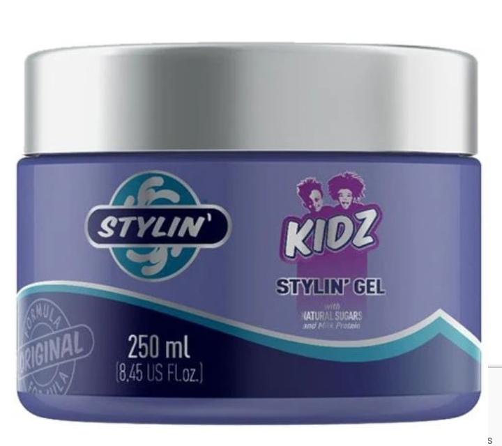 STYLIN DREDZ KIDS STYLIN GEL WITH NATURAL SUGAR 8.45OZ - merry poppins beauty