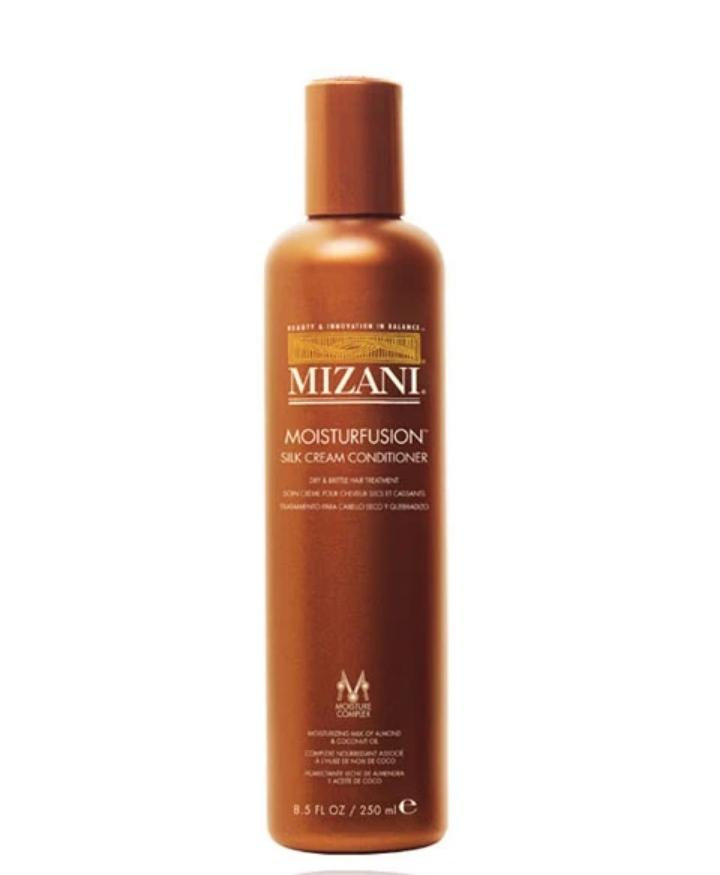 MIZANI MOISTURFUSION SILK CREAM CONDITIONER - merry poppins beauty