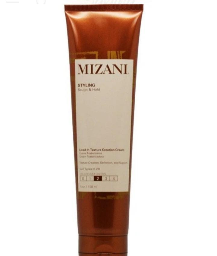 MIZANI LIVED IN TEXTURE CREATION CREAM - merry poppins beauty