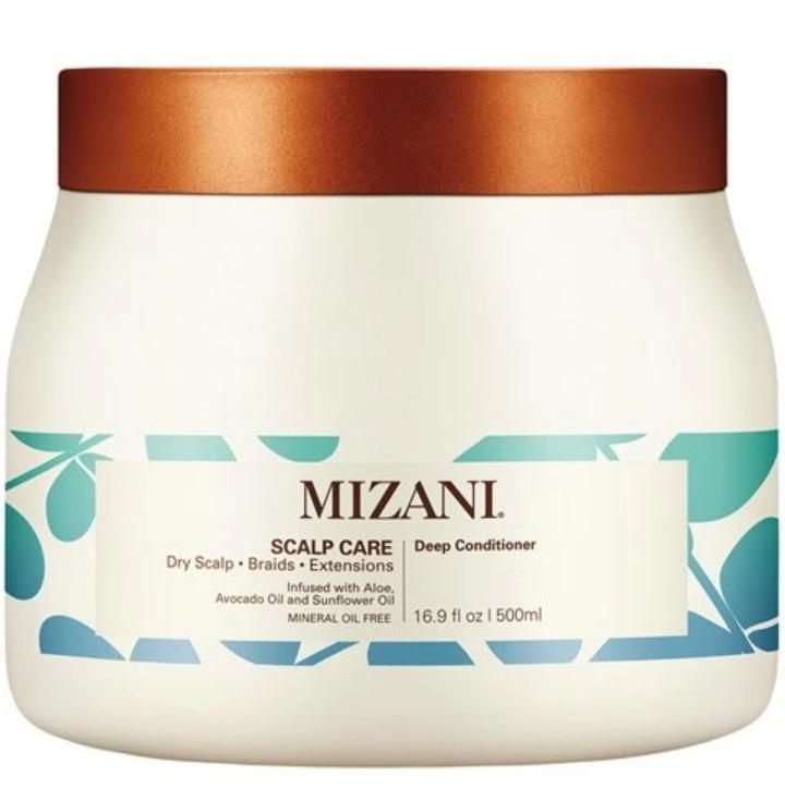 MIZANI SCALP CARE DEEP CONDITIONER - merry poppins beauty