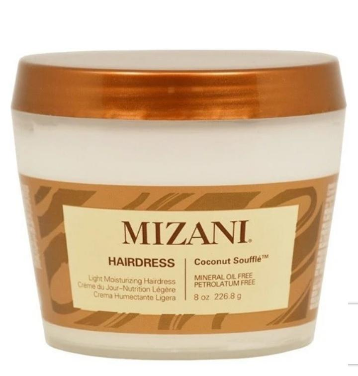 MIZANI COCONUT SOUFFLE HAIRDRESS - merry poppins beauty