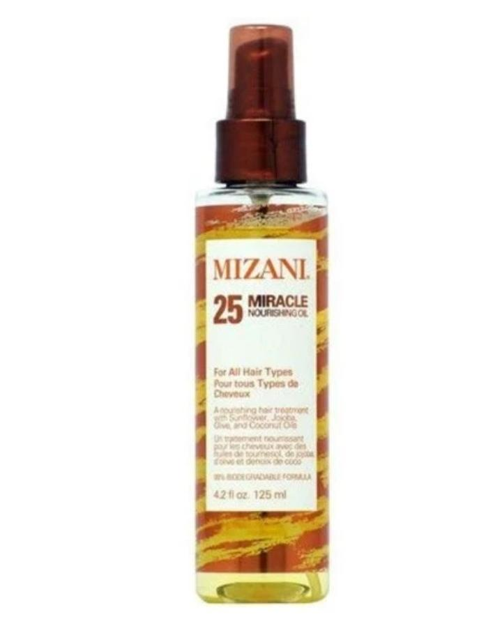 MIZANI 25 MIRACLE NOURISHING OIL - merry poppins beauty