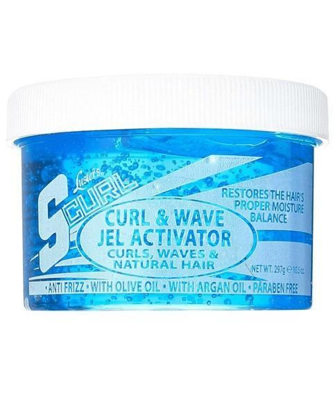 S CURL WAVE JEL ACTIVATOR 297G - merry poppins beauty