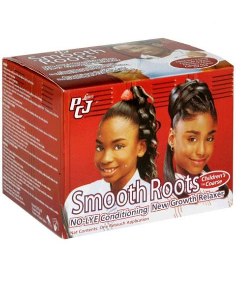 PCJ SMOOTH ROOTS NEW GROWTH RELAXER - merry poppins beauty