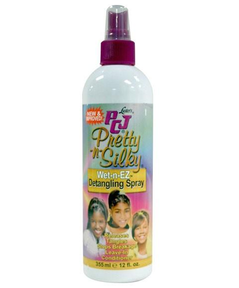 PCJ WET N EZ DETANGLING SPRAY - merry poppins beauty