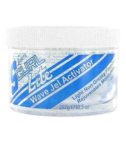 S CURL LITE WAVE JEL ACTIVATOR 10.5OZ - merry poppins beauty