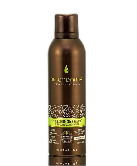 MACAMADIA PROFESSIONAL STYLE EXTEND DRY SHAMPOO - merry poppins beauty