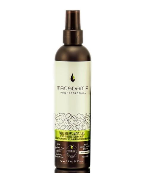 MACAMADIA PROFESSIONAL WEIGHTLESS MOISTURE LEAVE IN CONDITIONING MIST - merry poppins beauty