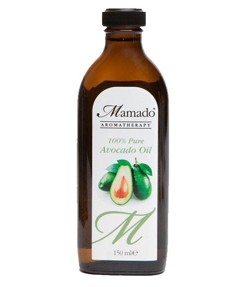 MAMADO AROMATHERAPY 100 PERCENT PURE AVOCADO OIL 150ML - merry poppins beauty