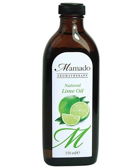 MAMADO AROMATHERAPY NATURAL LIME OIL 150ML - merry poppins beauty