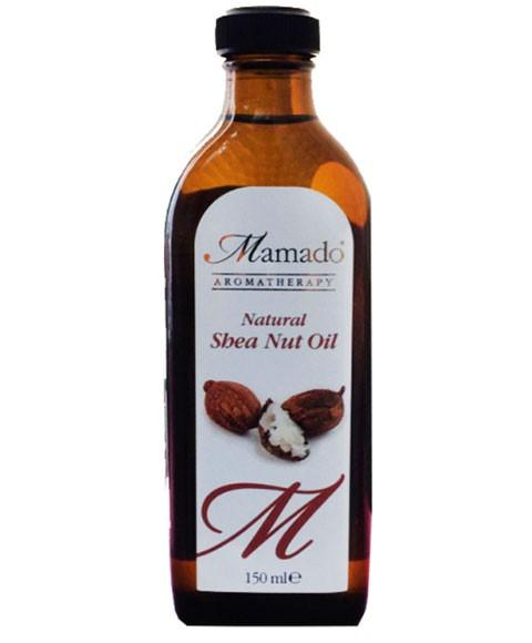 MAMADO AROMATHERAPY NATURAL SHEA NUT OIL 150ML - merry poppins beauty